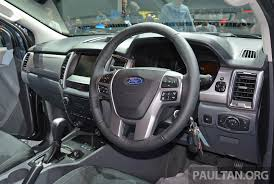 ford ranger 2015 2015 ford ranger makes world debut in thailand image 320451