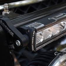 automotive led light bars led light bar 24 5 combo bushranger 4x4 gear