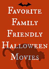 Jaime Loves Stuff Favorite Family Friendly Halloween Movies