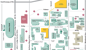 University Of Michigan Parking Map by Directions And Parking Big Data U0026 Business Analytics Wayne
