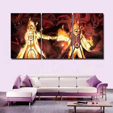 Artwork For Home Decor Online Get Cheap Wall Art Naruto Aliexpress Com Alibaba Group