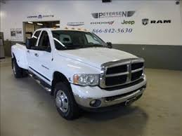 2005 dodge ram 3500 for sale dodge ram 3500 for sale in wisconsin carsforsale com