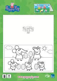 peppa pig easter craft u0026 activities be a fun mum