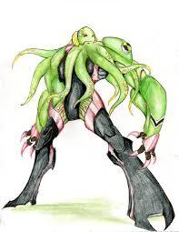 ben 10 wrathsquid alien winddragon24 deviantart