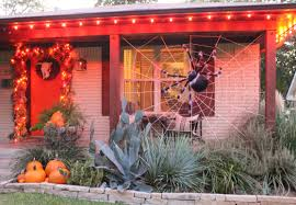 halloween decorating the cavender diary