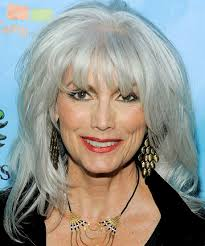 how to make hair white emmylou harris how to flaunt gray hair like a page 12