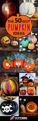the 50 best pumpkin decoration and carving ideas for halloween 2017