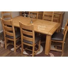 Rustic Oak Kitchen Table Rustic Kitchen Table Dining Nice Solid - Rustic oak kitchen table