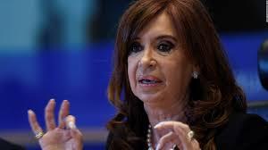 Cristina Autor En Ecortina La Justicia No Da Respiro A Cristina Fernández En Plena Caña