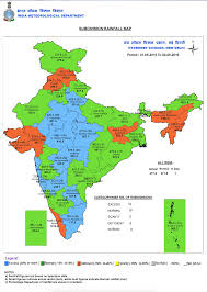 Gujarat Map Blank by As Parts Of India Flood Here Are The Places That Remain Dry