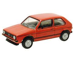 volkswagen red vw golf i gti red 1 64 edition 1 64 car models schuco