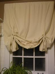 designing domesticity so easy no sew curtain update