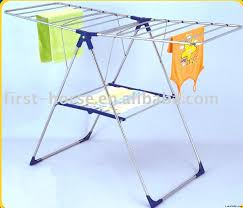 the ceiling mounted ball chain laundry drying rack made in system