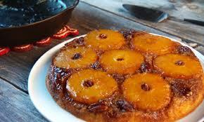 video old fashioned pineapple upside down cake martha stewart