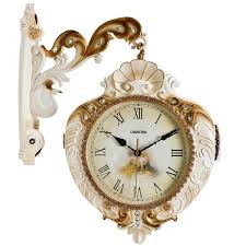 li sheng authentic european style living room wall clock love