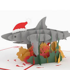 30 best great white xmas images on pinterest sharks white