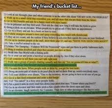 Meme Bucket - friend meme bucket list dailypicdump