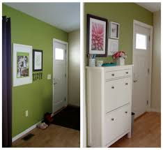 Small Entryway Shoe Storage Iheart Organizing A Happy And Organized Entry