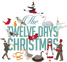 the 12 days of christmas virtual vocations telecommuting remix