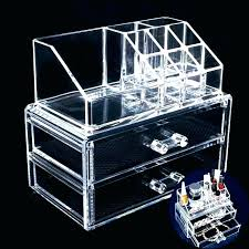 Acrylic Desk Drawer Organizer Acrylic Desk Drawer Organizer Tray Adjustable Cutlery Organiser Is