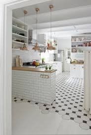 tiled kitchen floors ideas 310 best thresholds transitions images on homes