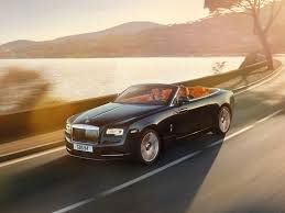 roll royce blue drophead diva 2017 rolls royce dawn review carmagram