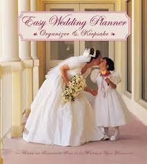 easy wedding planning easy wedding planner organizer keepsake unique and