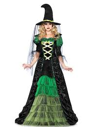 witch costume fairytale witch costume maskworld