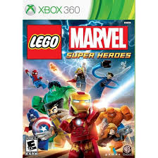 lego marvel super heroes xbox 360 target
