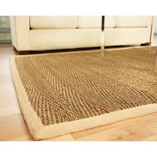 decorating seagrass rugs plus wicker chair and wainscoting for anji mountain seagrass rugs saddleback natural area rug for living room floor decoration ideas