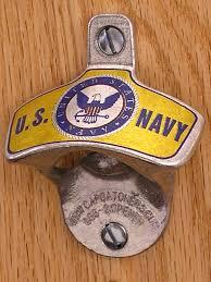 bottle opener wall mount magnet us navy wall mount bottle opener