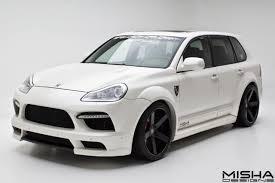 Porsche Cayenne Body Kit - porsche cayenne 2002 2010 by misha designs car tuning styling