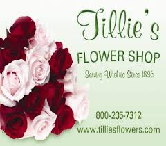 flower delivery wichita ks tillie s gift card delivered from your local wichita flower shop
