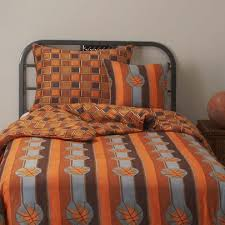 Day Bed Comforter Sets by Basketball Bedding Game Day Bunk Bed Cap Set