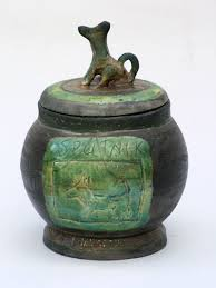 dog urns ceramic dog urn