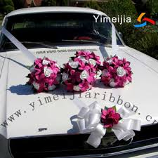 car ribbon texture wedding car decoration ribbon buy wedding car