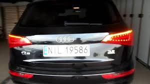 2011 Audi Q5 Interior 2011 Audi Q5 Review Exterior And Interior Youtube