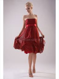 Cocktail Party Dresses Australia - knee length bridesmaid dresses knee length bridesmaid dresses