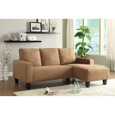 Camel Sectional Sofa Enchanting Deep Seat Sectional Sofa 83 About Remodel Used