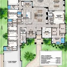 villa floor plans villa floor plans style house plans villa