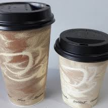 bicchieri caffe americano caffe da asporto