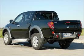 auto mit ladefläche mehr pkw weniger laster mitsubishi l200 doppelkabine im test