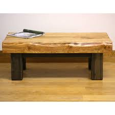 unique oak coffee tables