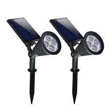 best solar flood light best waterproof outdoor solar led wall landscape security