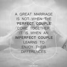 great marriage quotes a great marriage is not when the marriage quotes