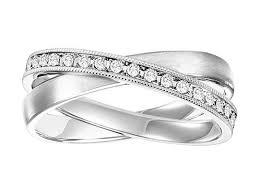 interlocking engagement ring wedding band wedding bands brent l miller