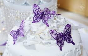 purple butterfly cake decorations awesome designer cakes by