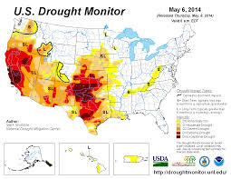 Us Drought Map Climate Change Here Today Not Gone Tomorrow Population Growth