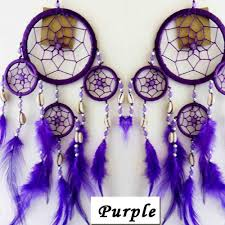 compare prices on indian dream catcher purple online shopping buy