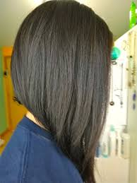 shorter back longer front bob hairstyle pictures long graduated bob haircuts what is name of short in back long in